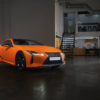その名も「スペースオレンジ」。限定モデルの可能性を示すマットオレンジカラーのレク