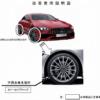 メルセデスベンツ新型GLEクラス/EクラスAMG GTにリコール!タイヤに過大な応力がかか