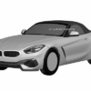 BMWの新型「Z4ロードスター」のデザインはほぼこれで決定。パテント画像がオンライン