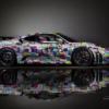 フェラーリ「F430チャレンジ」のアートカーがオークションに登場。予想落札価格は約1,