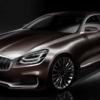 韓国・起亜が新たなフラッグシップモデル「K900」はこうなる?某ドイツ車に似ていた件