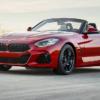 BMW「Z4 M40i」遂に世界初公開。0-100km/h加速時間は4.4秒、ファーストエディションも