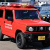 おそらく日本初。静岡県・藤枝消防署が広報車としてスズキ・新型「ジムニー」を採用へ