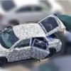 フルモデルチェンジ版・ホンダ新型シビック・ハッチバックの開発車両が国内でも再びス