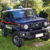 スズキ新型「ジムニー・シエラ」のイタリア軍事警察仕様が全て納車完了!その台数は10