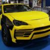 NATSがトヨタ「86」ベースのランボルギーニ「ウルス」風ピックアップトラックを公開。