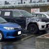 フルモデルチェンジ版・ジープ新型グランドチェロキーLの開発車両が静岡県にて目撃さ