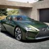 何これ渋い!レクサスが限定100台のみとなるグリーンを採用した2020年モデル・新型「L