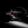 BMW史上初となる新型M3ツーリングのティーザー画像が公開!巨大キドニーグリルを覚悟