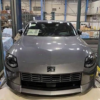 【リーク】フルモデルチェンジ版・日産の新型フェアレディZ(400Z)のレーシング仕様GT4