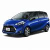 """【価格は180.9万円から】トヨタ新型シエンタに一部改良並びに新グレード""""FUNBASE G Cu"""