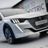 プジョーの最新エントリーEVモデル「e-208」がイベントにて世界初公開!気になる価格