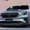 フルモデルチェンジ版・スバル新型「レヴォーグ・プロトタイプ」の外観を改めてインプ