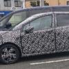 日産の新型ノート・オーラの開発車両が再び登場!ベージュ系の本革シートにBOSEスピー