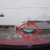 営業車はやることが違う!神奈川県厚木市にて、ホンダ「パートナー」の営業車が謎のド