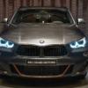 やっぱ早過ぎ!BMWアブダビがグレー&オレンジに仕上げた新型「X2 M35i」を世界初公開