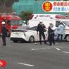 今日のプリウス…岡山県にてトヨタ「プリウス」が救急車に突っ込む大事故が発生。事故