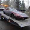 一体なぜ?アメリカの川底からマツダ「RX-7」とフォード「マッハ1」含む計6台の車両が