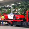 世界限定106台のみのマクラーレン・スピードテールがシンガポールにて納車!フェラー