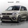 スズキ・2019年モデルの新型「ワゴンRワークス(Wagon R works)」が登場したら?という