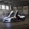 新興メーカーAPEXが新型「AP-0コンセプト」を発表。僅か1,200kgの100%電気自動車で65