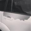 トヨタのホワイトパール塗装剥がれ問題で対象外となっている「ランドクルーザー・プラ