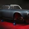 アルファロメオ「1300GTジュニア」をフルカーボンボディ&EV化に仕上げたレストモッド
