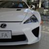 レクサス「LFA」の後継モデルはメディアの力に委ねられている?「メディアを通してユ
