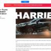 盗撮していたとされるフルモデルチェンジ版・トヨタ新型「ハリアー」のリーク画像がYa