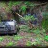 一体なぜ?千葉県・三島隧道にて、トヨタ・ランドクルーザー・シグナスが放棄【動画有