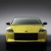 フルモデルチェンジ版・日産の新型フェアレディZの簡易カタログは今のところ配付予定