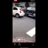 今日のプリウス…東京都新宿歌舞伎町にて、トヨタ「プリウス」がパトカーから逃げるた