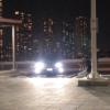 これは酷い。首都高・辰巳PAにて撮影だけのために駐車している車両を無理やり移動させ