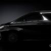 トヨタ新型「アルファード」ベースのレクサス新型「LM350」に関するティーザー画像が