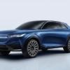 ホンダ初のピュアEVクロスオーバー・新型SUV e:Conceptが世界初公開!更に新型CR-V P