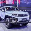 中国高級メーカーWEYがゴリゴリのオフロードSUV・新型タンク700を世界初公開!メルセ