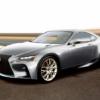 レクサスがトヨタ新型GR86をベースにした2ドアスポーツクーペ・新型UCを開発計画中と