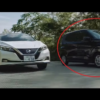 これは一体?日産の新CMにて謎の軽自動車が登場。2022年以降に登場と噂の新世代EV軽ハ