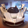 「ラ・フェラーリ・アペルタ」が遂に納車だ。第一号オーナーの解説付【動画有】