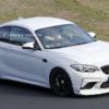 """BMW「M2」のハードコアモデル""""CS""""の一部スペックが明らかに?445馬力発生&6速マニュ"""