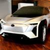 スバルが新世代ピュアEVクロスオーバーを欧州にて発売すると報道!トヨタのe-TNGAを搭