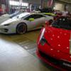 ランボルギーニ×フェラーリ×ポルシェのラッピングカスタムモデルを見てきた!その完成
