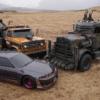映画最新作「トランスフォーマー/ビースト覚醒」の悪役に日産スカイラインGT-R R33が
