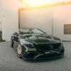 極悪&VIP感が半端ない!ブラバスカスタムのメルセデスベンツAMG S63カブリオレが販売