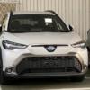 日本仕様のトヨタ新型カローラクロスが発表前に完全リーク!エッジを効かせたライトと