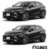 【世界最速?】クライメイト(CLIMATE)がフルモデルチェンジ版・トヨタ新型「ハリアー