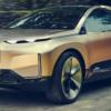 BMW「iNEXT」の公式画像が公開。超大型キドニーグリル&切れ味鋭いヘッドライト&サイ