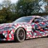 トヨタ・新型「スープラ」にGRグレード登場?謎のレーシング仕様の開発車両が登場
