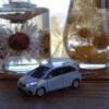 フルモデルチェンジ版・ホンダ新型「フィット4(FIT4)」のミニカー納車!パッと見は2代