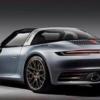 ポルシェ新型911タルガ(992世代)が発表直前に完全リーク。最上級グレードGTSは6気筒ボ